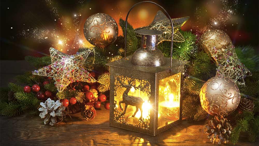Frohe Weihnachten in Sachsen