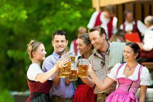 Oktoberfest 2014 im sächsischen Kemnitz