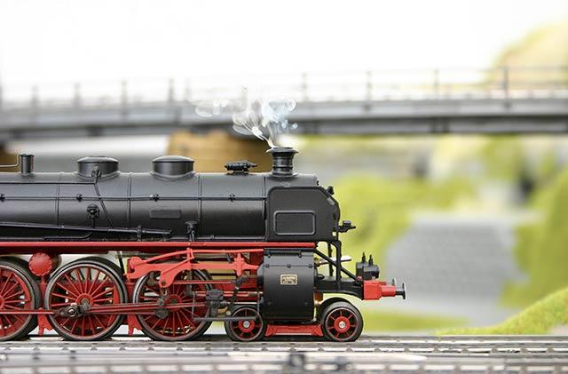 Modellbahn – Ausstellung auf Schloss Moritzburg