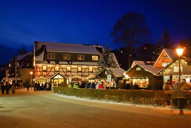 Weihnachtsmarkt 2014 in Seiffen