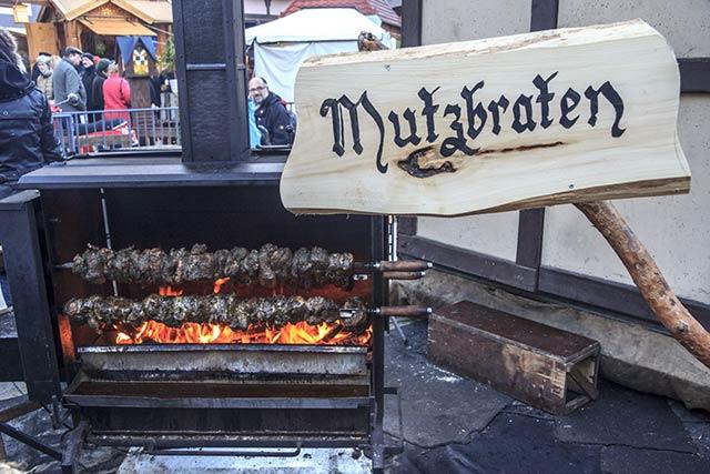 kulinarisches im Stallhof Dresden