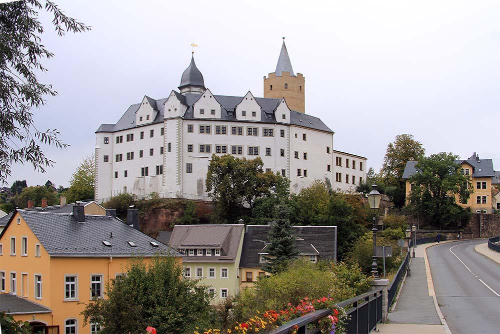 Mittelalterspektakel auf Schloss Wildeck