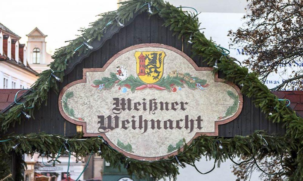 weihnachtsmarkt in Meissen
