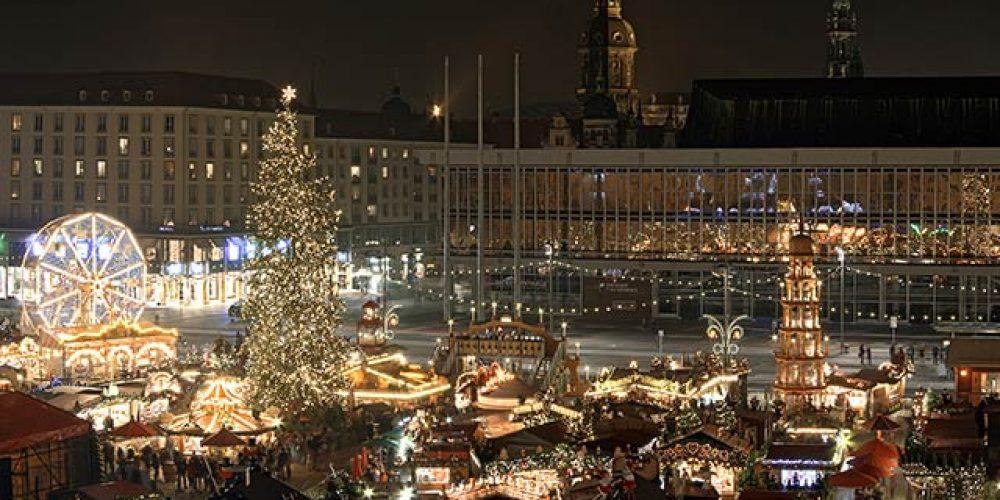 Weihnachtsmärkte in Dresden 2016