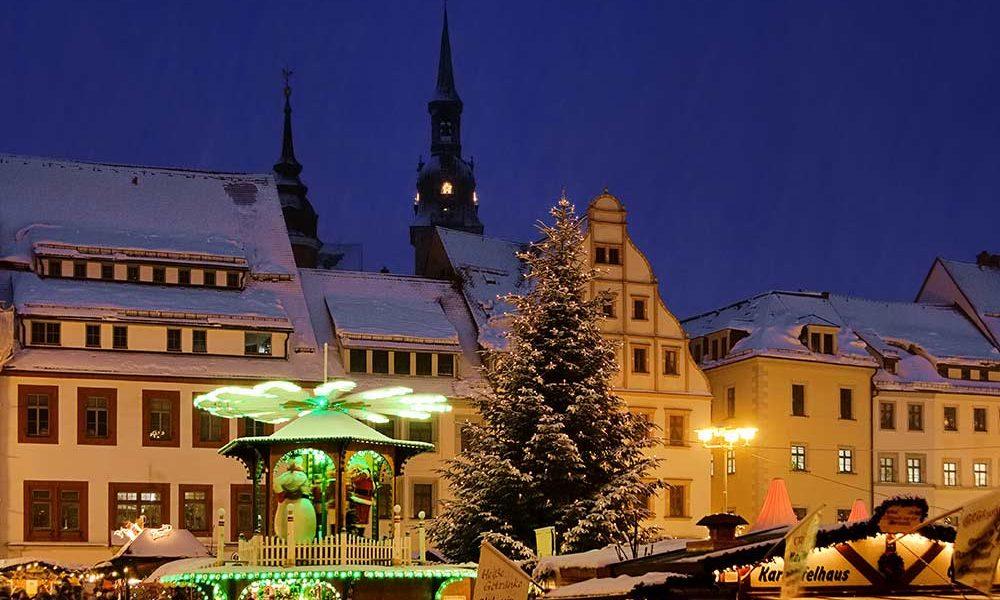 Weihnachtsmarkt Freiberg