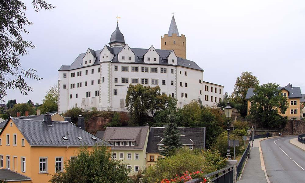 Schloss Wildeck in Sachsen